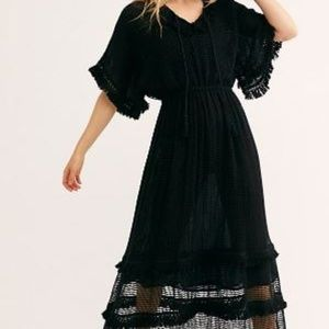 Free People Place Nationale Le Fier Maxi Dress